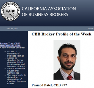 CBB of the Week Profile from CABB