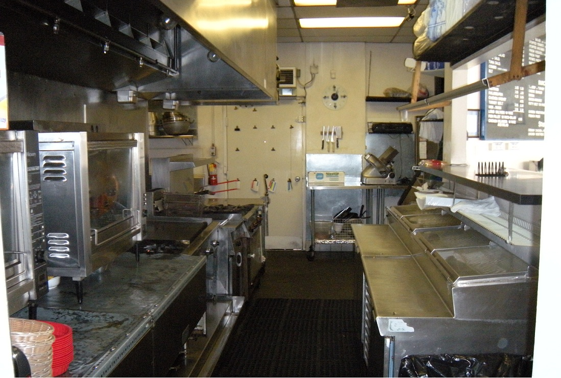 Merveilleux Kitchen Line For Catering Business For Sale